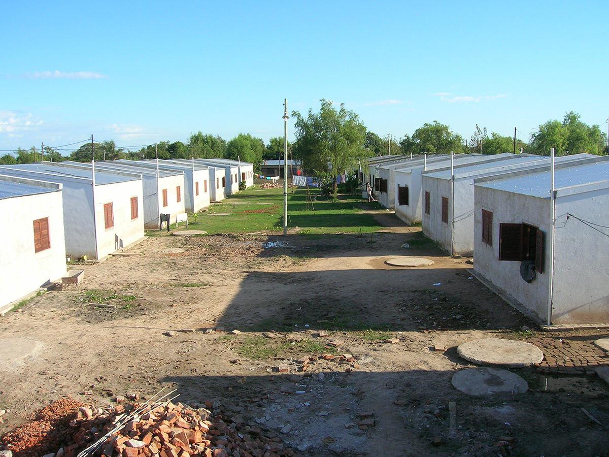 Chaco (un villaggio e due laboratori per famiglie che vivevano ai margini della società)