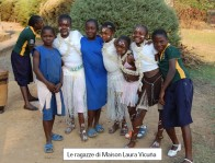 Congo - Le ragazze di maison Laura