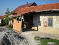 La casa di una famiglia assistita dalla Caritas
